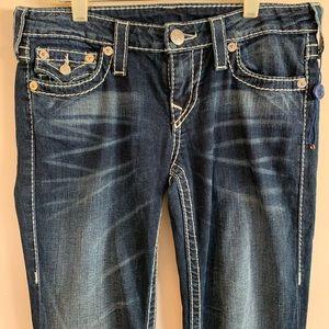 NWT True Religion Women's Boot Cut Jeans